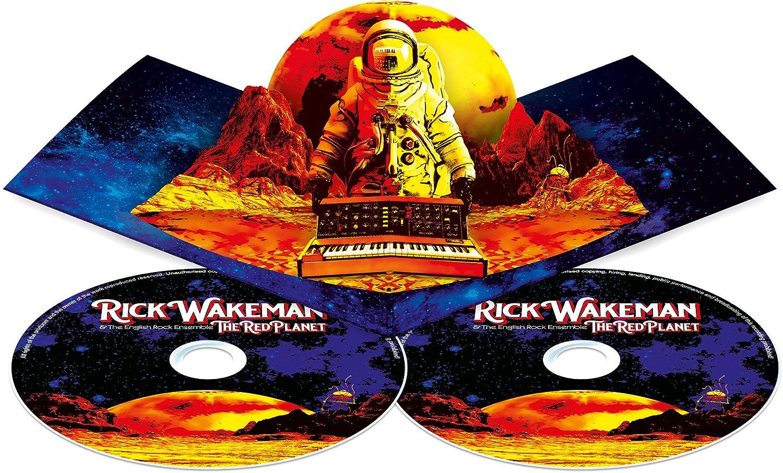 THE RED PLANET : RICK WAKEMAN: Amazon.es: Música