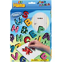 Hama Beads Letters by DKL