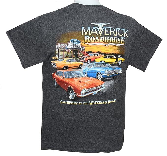 Ford Mustang Gt Golden Tribar T Shirt  Cotton Black By Hot