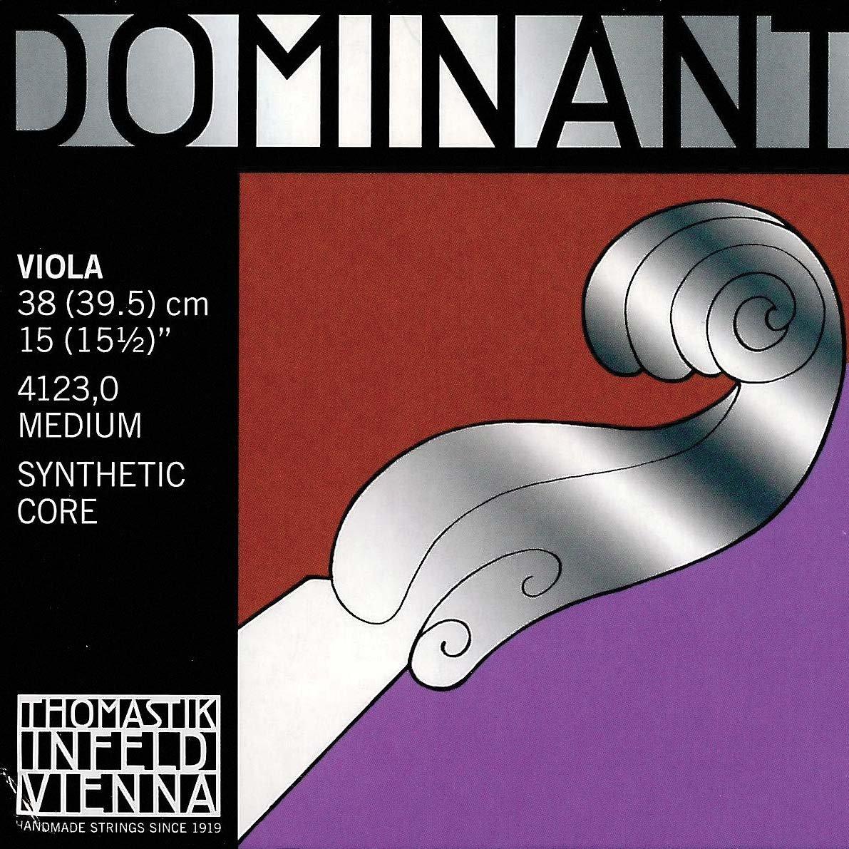 Dominant 16''-17'' Viola String Set - Medium Gauge - Thomastik Infeld