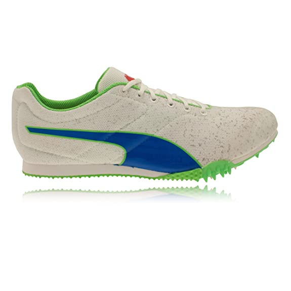 f39295f63ea Puma TFX Sprint V3 Running Spikes Blue  Amazon.co.uk  Shoes   Bags