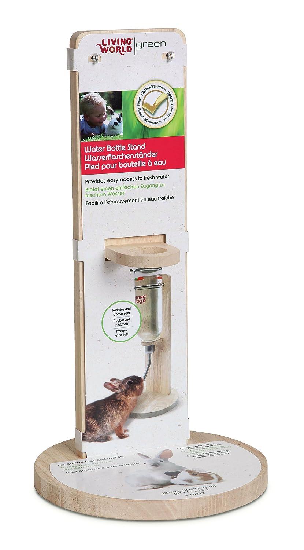 Living World Green Wasserflaschen-Ständer 65020