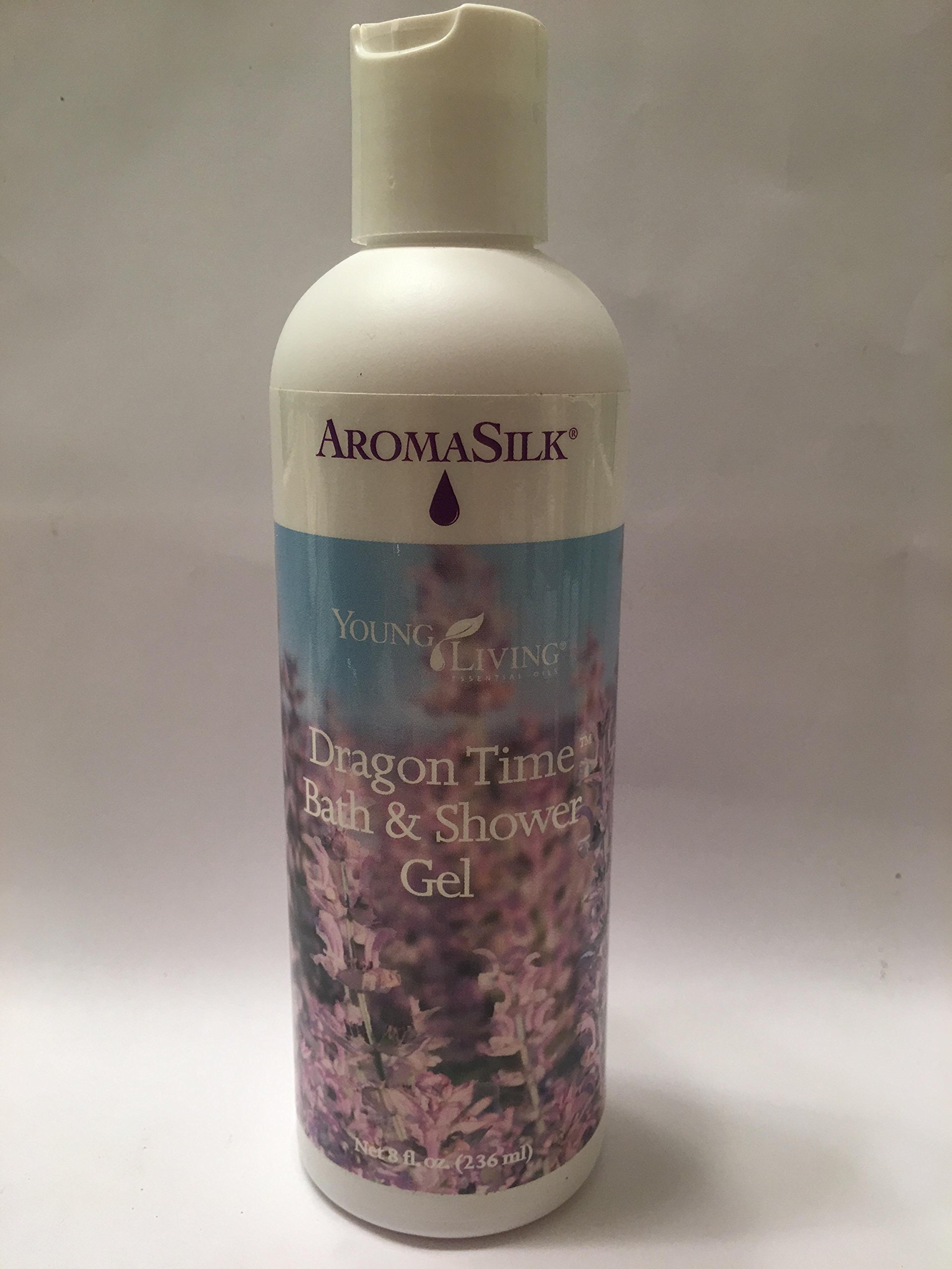 Dragon Time Bath & Shower Gel - 8 oz by Young Living Essential Oils