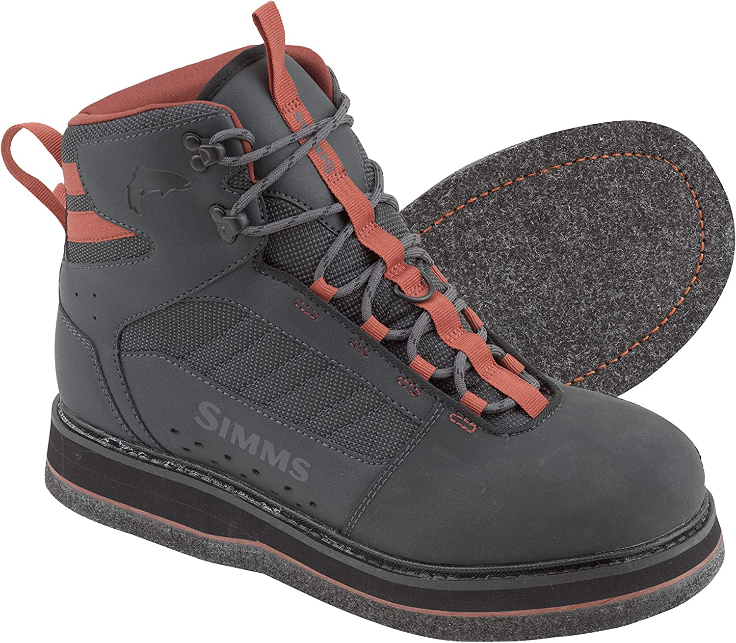 Simms Tributary Felt Sole Wading Boots