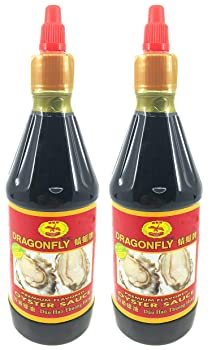 Dragonfly Plastic Bottle Oyster Sauce