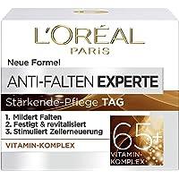 L'Oréal Paris Anti-Rimpel Expert Dagcrème 65+, Anti-Aging Gezichtscrème met Vitamine Complex, 50 ml