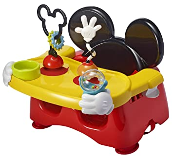 The First Years Disney Baby Helping Hands Feeding and Activity Seat Mickey Mouse  sc 1 st  Amazon.com & Amazon.com : The First Years Disney Baby Helping Hands Feeding and ...