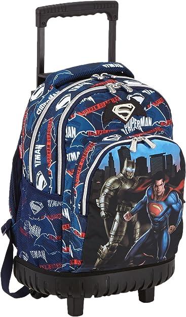 Cartable /à roulettes 41 cm Superman DC Comics KIDABORD