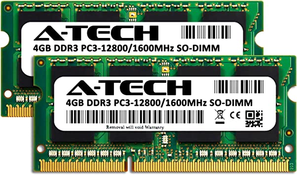 8GB DDR3 Memory for Biostar Hi-Fi A88S2G Motherboard PC3-12800 1600MHz Non-ECC Desktop DIMM RAM Upgrade PARTS-QUICK Brand