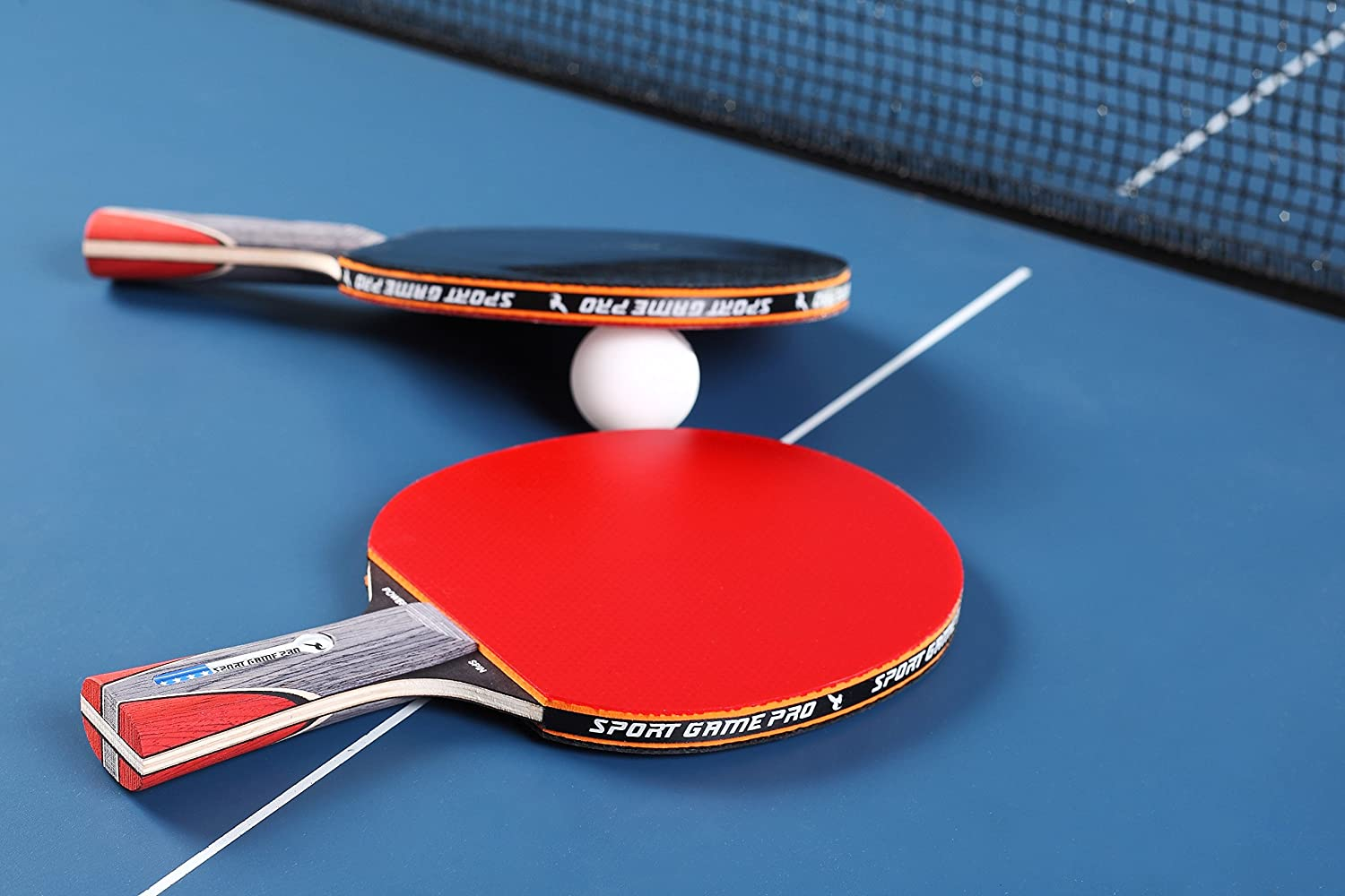 Ping Pong Paddle JT-700 with Killer Spin Case for Free