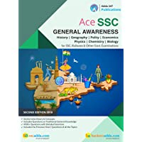 Ace General Awareness For SSC and Other Govt. Exam (English Printed Edition)