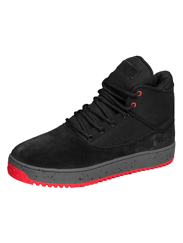 Cayler & Sons Hombres Calzado / Boots Shutdown 46 EU Negro