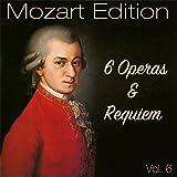 Mozart Edition, Vol. 6: 6 Operas & Requiem
