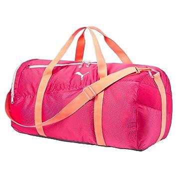 puma pink gym bag