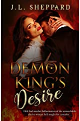 Demon King's Desire (Elemental Sisters Book 1) Kindle Edition