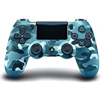 DualShock 4 Blue Camo Controller - PlayStation 4 - Blue Camo Edition