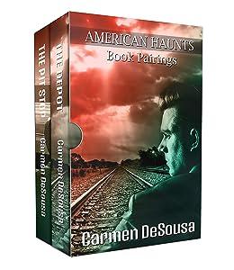 American Haunts (Book Pairings 5)