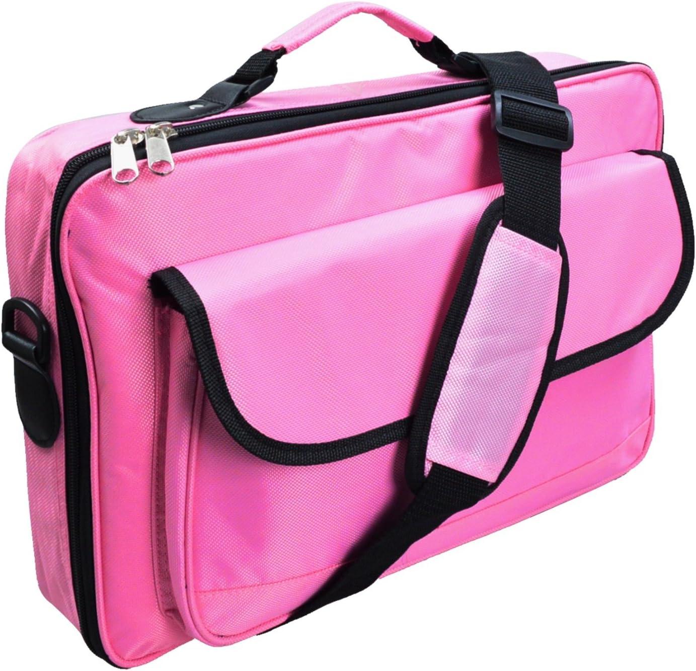 Cool Laptop Bag Floral Love Word Pink Cat 3D Print Laptop Computer Sleeves Slim Neoprene Laptop Sleeves for Teen Students White 13inch
