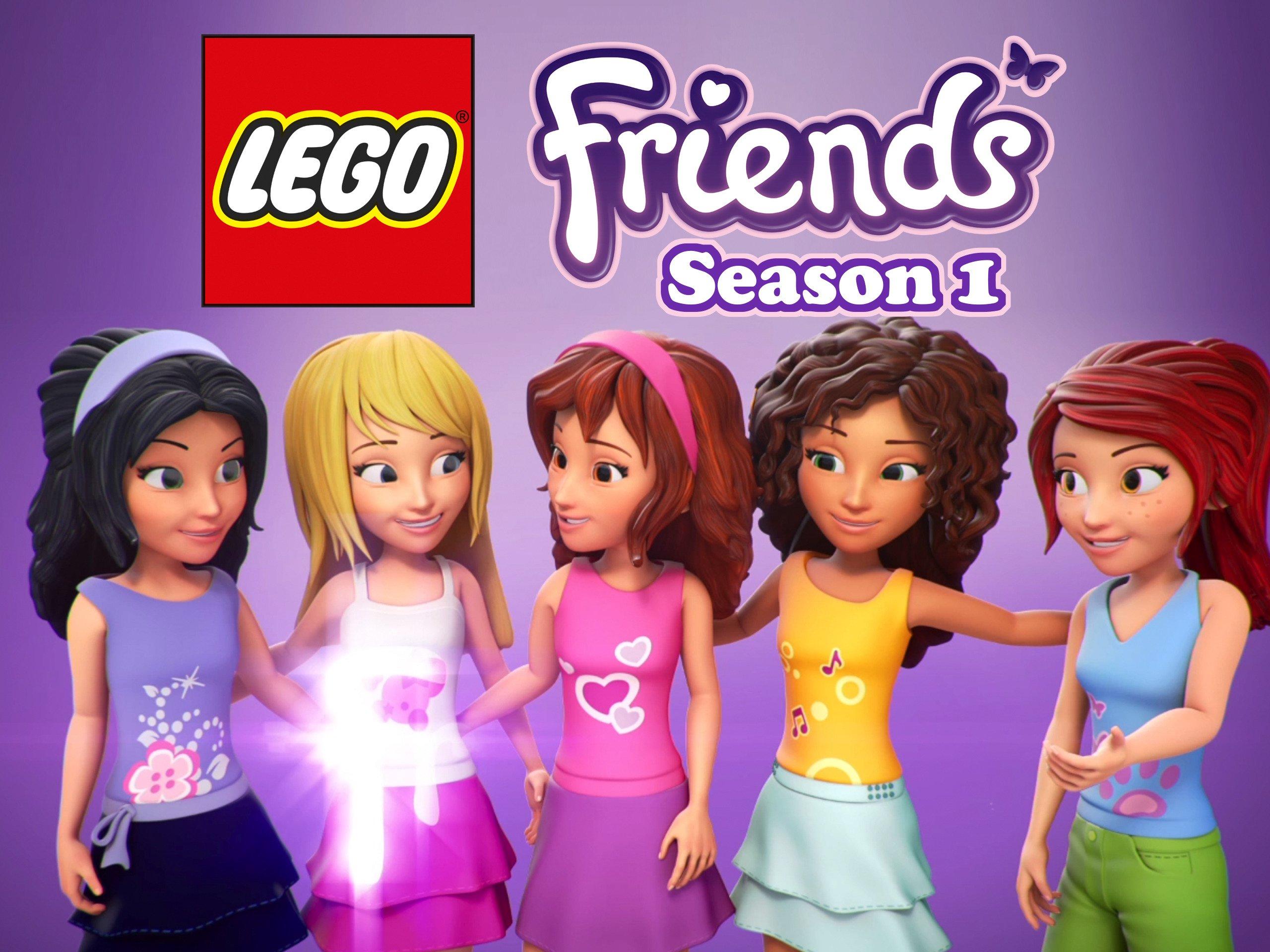 Amazoncouk Watch Lego Friends Season 1 Prime Video
