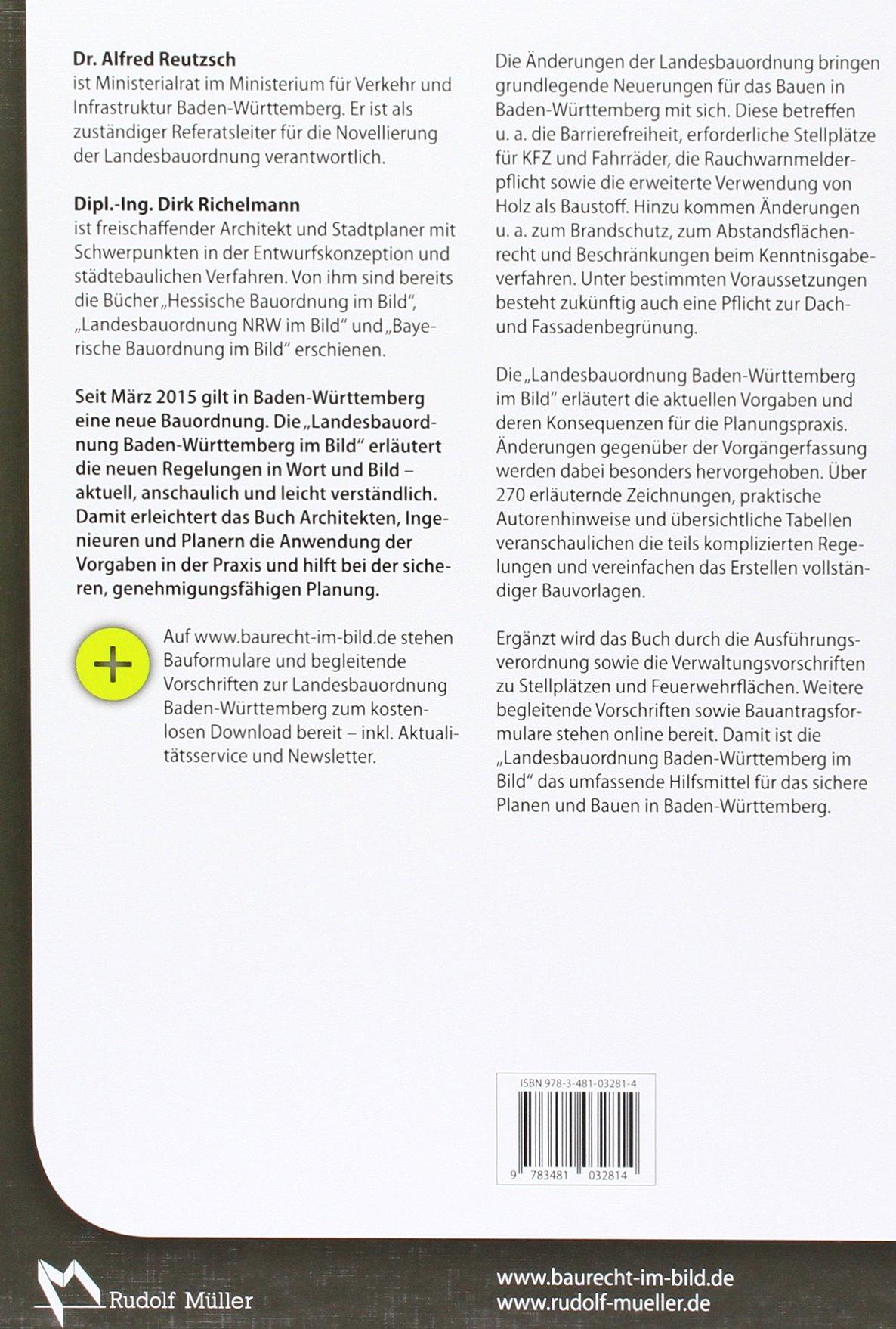 Landesbauordnung Baden Wurttemberg Im Bild Praktische Anwendung Fur