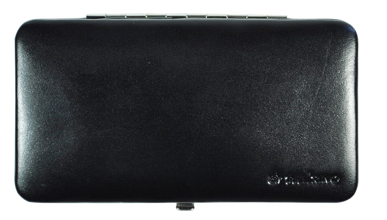 Pfeilring Manicure-Etui Manicure-Etui Manicure-Etui Eleganza, schwarz B00QILLMIE Gürtelmesser Das hochwertigste Material 0f52d7