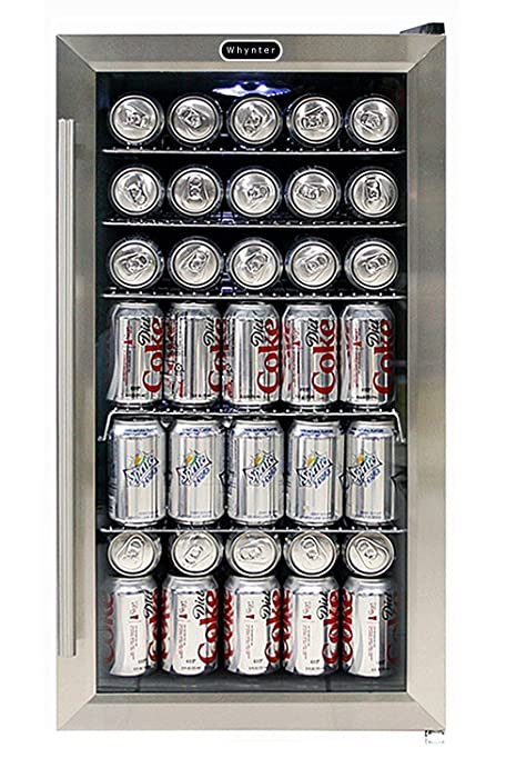 Top 9 Glass Door Beverage Refrigerator