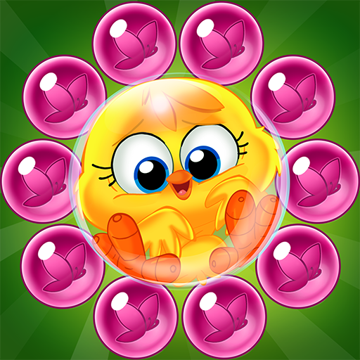 Excellent Puzzle Game - Farm Bubbles - Bubble Shooter Puzzle Game