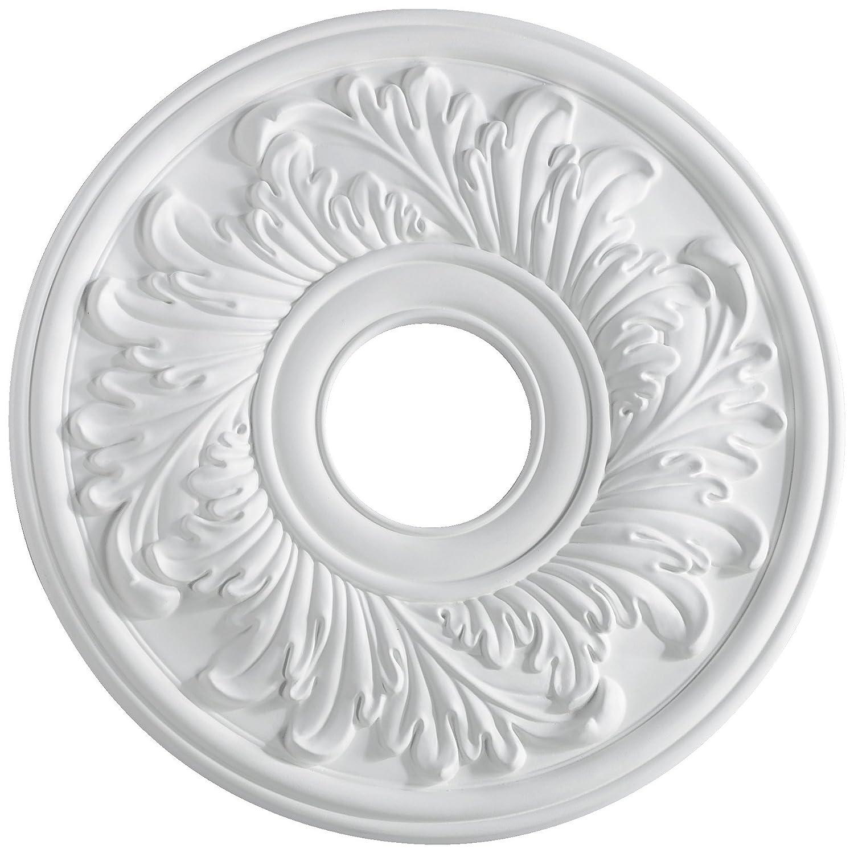 (Studio White) - Quorum 7-2603-8 Ceiling Medallion  Studio White B01D1JRNMY
