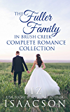 The Fuller Family in Brush Creek Complete Romance Collection: Six Contemporary Western Romances (Brush Creek Boxed Sets Book 2)