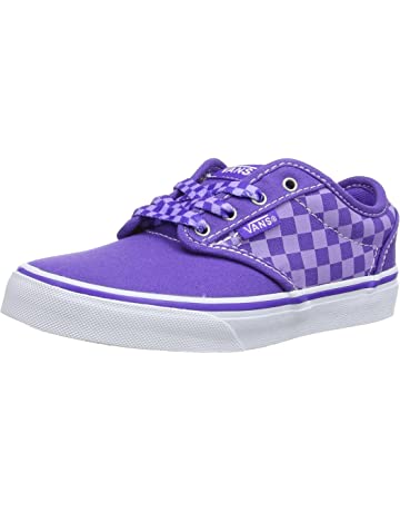 2bd7a2590de9 Vans Unisex Kids  Atwood Low-Top Sneakers