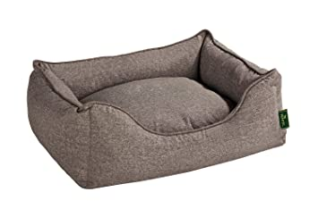 HUNTER Boston Cama para perro, tamaño mediano, color marrón: Amazon.es: Productos para mascotas