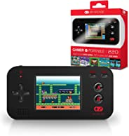 My Arcade Gamer V Portable - Handheld Gaming System - 220 Retro Style Games - Lightweight Compact Size - Battery Powered - F
