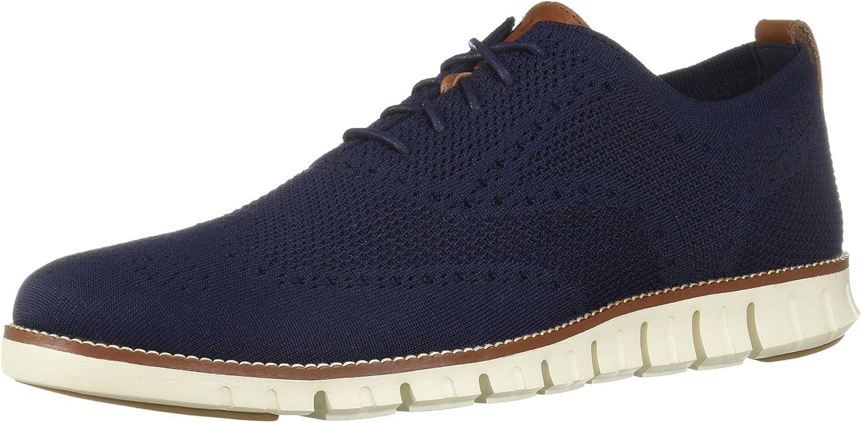 COZ7W|#Cole Haan Zerogrand Stitchlite Oxford, Zapatos de Cordones Hombre