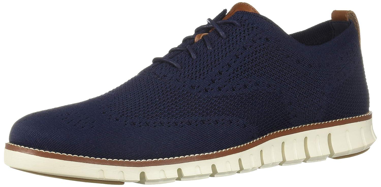 TALLA 44 EU. COZ7W|#Cole Haan Zerogrand Stitchlite Oxford, Zapatos de Cordones Hombre