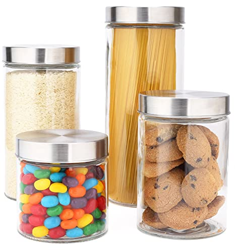 The 8 best glass canisters