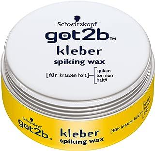 product image for Schwarzkopf got2be Kleber Spiking Wax 75 ml