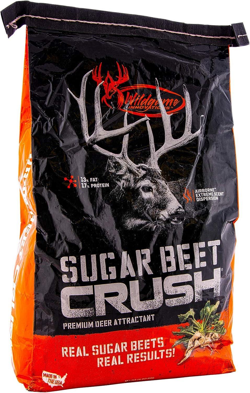 Best Deer Attractant: Wildgame Innovations Sugarbeet Crush 15lb Bag