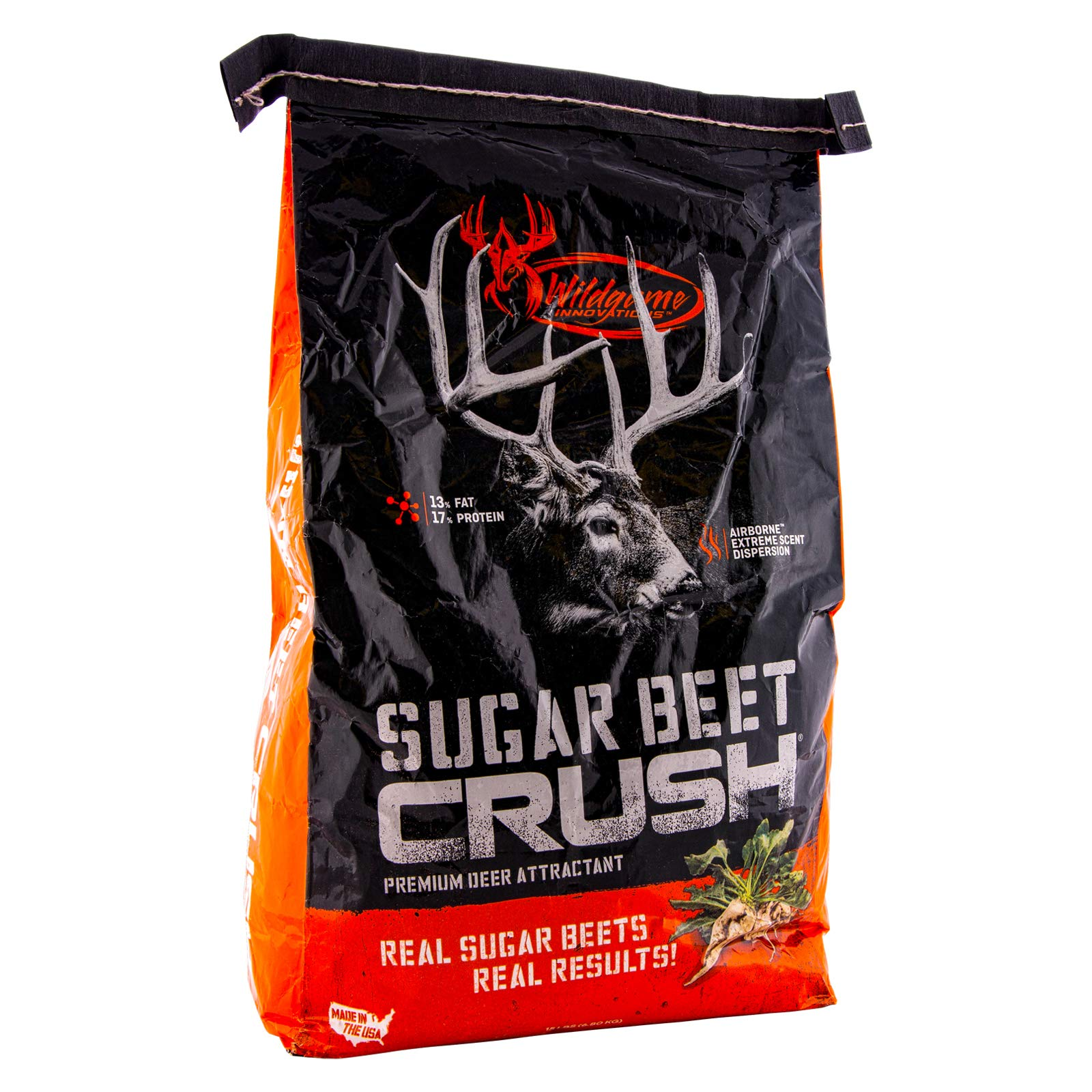 Wildgame Innovations Sugarbeet Crush 15lb Bag by Wildgame Innovations
