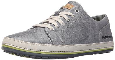 Rockport Men's Harbor Point Lace To Toe Fashion Sneaker- Castlerock-10.5 W