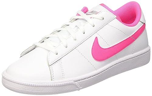 Nike Tennis Classic (GS), Zapatillas de Tenis para Niñas: Amazon.es: Zapatos y complementos