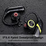 GSPON Bluetooth Headphones, Wireless Earbuds TWS