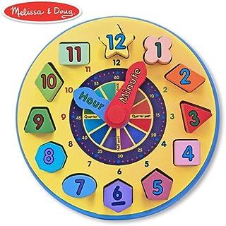 Melissa & Doug Sorting Clock