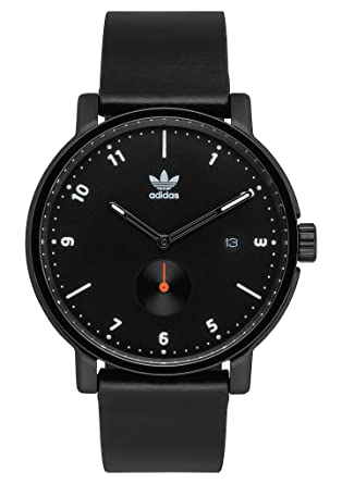 e6639ede2c1d1 Adidas Watches District_LX2. Premium Horween Leather Strap, 20mm Width  (40mm).