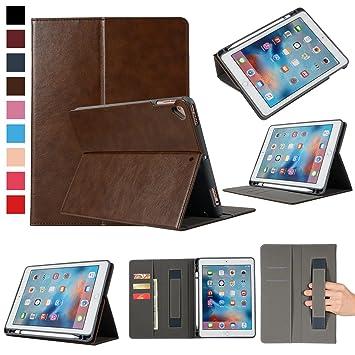 Amazon.com: EpicGadget - Funda de piel sintética para iPad ...