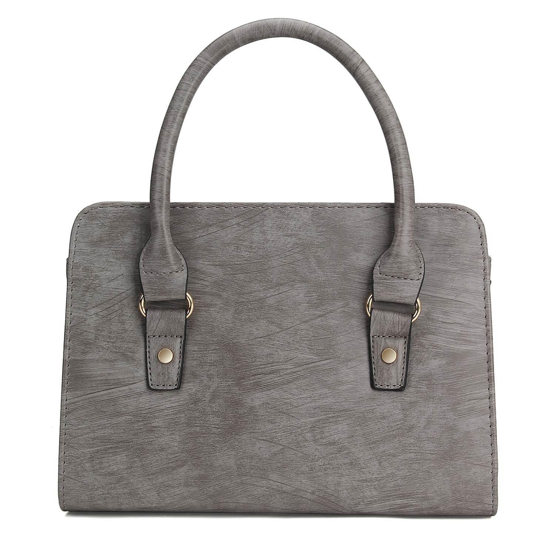 Femmes Mode PU Sacs /à bandouli/ère en cuir Top-Handle Sac /à main sac fourre-tout Sac /à main sac /à bandouli/ère