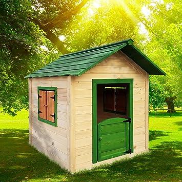 BRAST Spielhaus Für Kinder U0026quot;Adventureu0026quot; B106 X T111 X H132cm  Kinderspielhaus Kinder