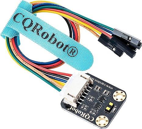 carte generation date limite Amazon.com: CQRobot VL53L1X Time of Flight (ToF) Long Distance
