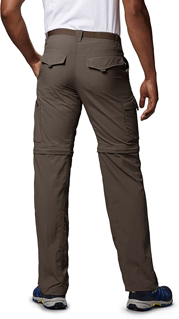 man has worn brown pant and showing his butt