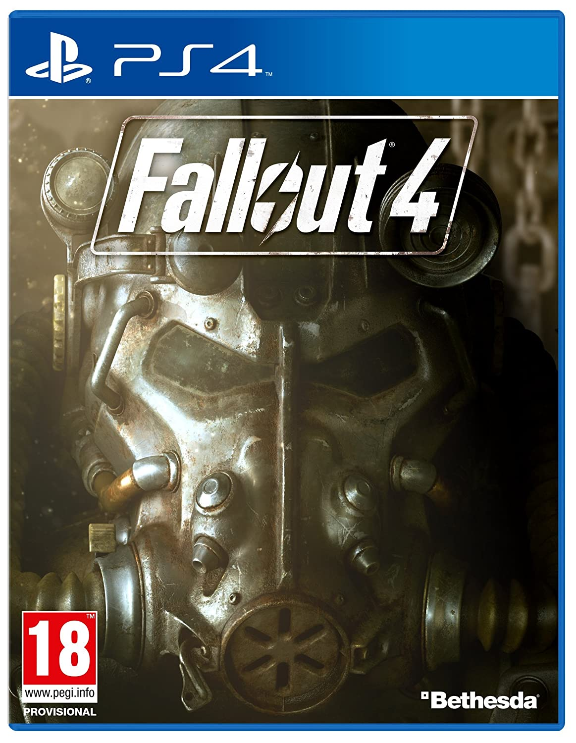 Fallout 4 (PS4): Amazon co uk: PC & Video Games