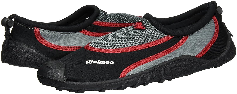Waimea Mädchen Senior Aquaschuhe Rot (Schwarz/Rot) 44 13AZ-ZWR-44